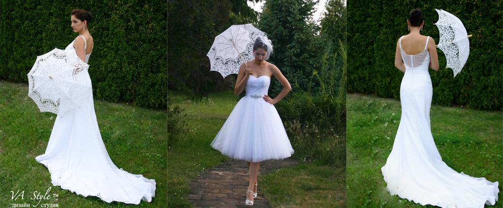 Свадебные и венчальные платья