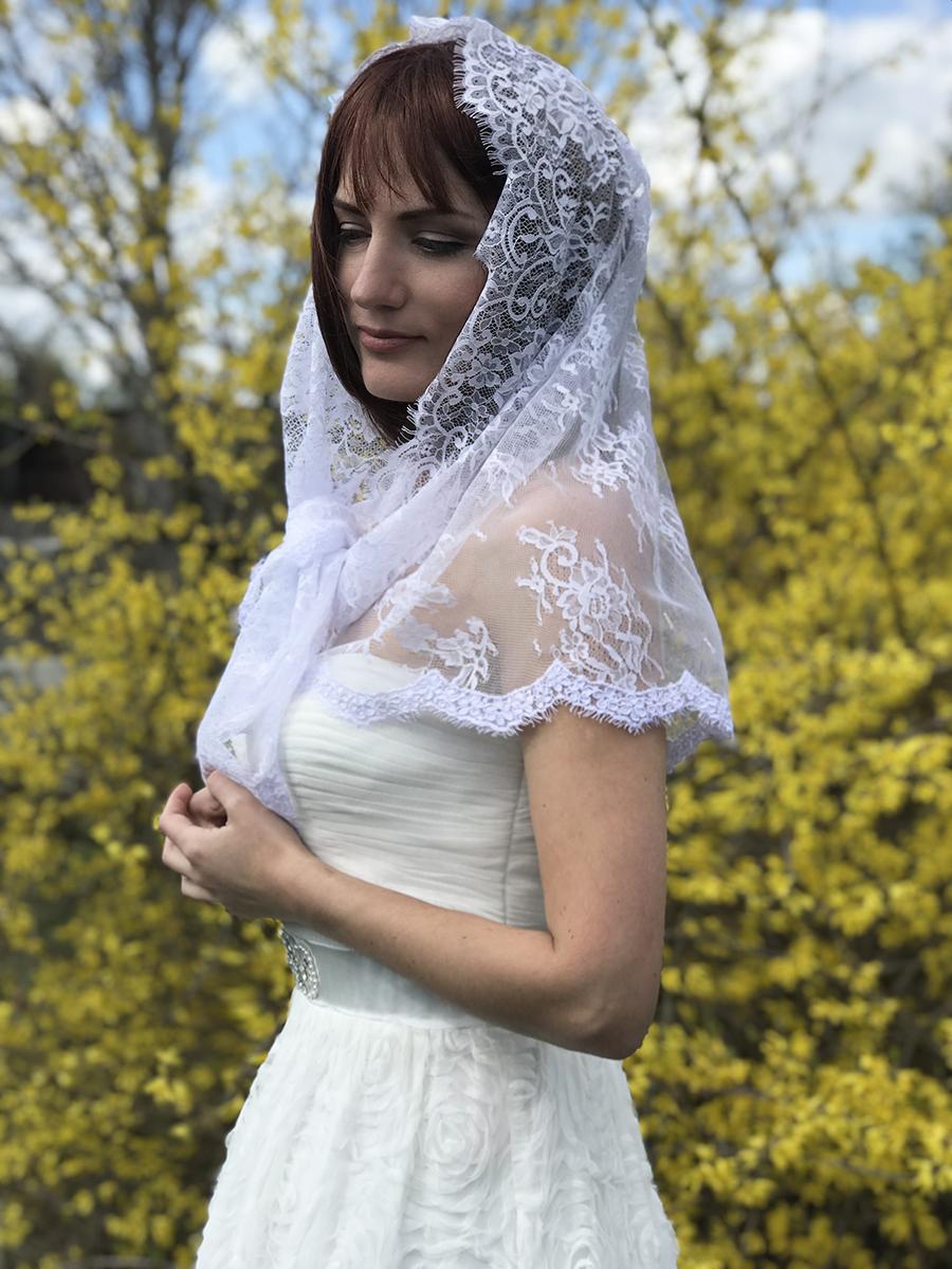 Фото платков на венчание